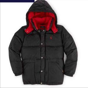 Boy's Ralph Lauren winter coat